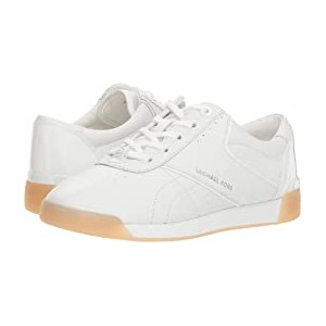 Addie Lace-Up Optic White Nappa/Patent/Small Air Mesh