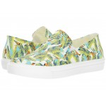 CitiLane Roka Graphic Slip-On Tropical/Volt Green