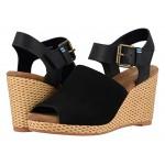 Tropez Black Suede/Leather
