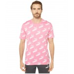 Amplified All Over Print Tee Bubblegum