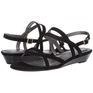 Total Motion Zandra Ankle Strap Black