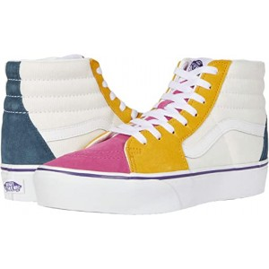 Vans SK8-Hi Platform 2.0 Mini Cord Multi/True White