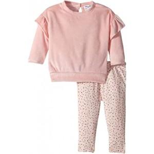 Velour Sweatshirt Set (Infant)