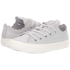 Chuck Taylor All Star Frilly Thrills Canvas - Ox (Little Kid)