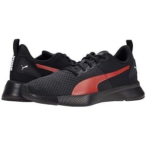 PUMA Flyer Runner Sport Puma Black/High-Risk Red/Puma White