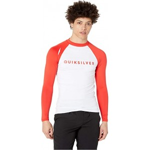 Always There Long Sleeve Rashguard High Risk Red