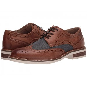 Jimmie Lace-Up WT Brown/Grey