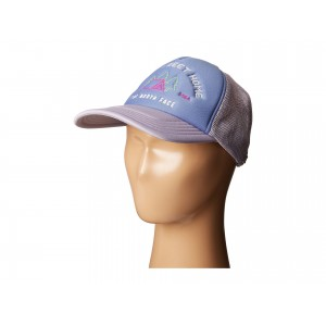 Not Your Boyfriend's Trucker Hat Lavender Gray (Prior Season)