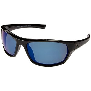 Under Armour Powerbrake Gloss Black/Black/Offshore Polarized