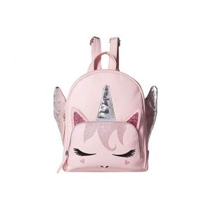 Unicorn with Wings Mini Backpack Pink