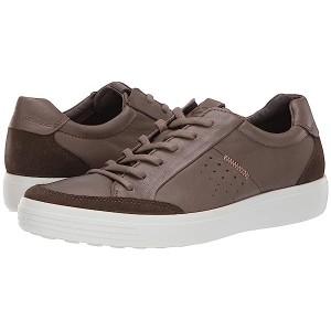 ECCO Soft 7 Relaxed Sneaker Tarmac/Dark Clay