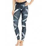 New Balance Printed Accelerate Tights Orion Blue
