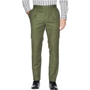 Military Sateen Pressed Trouser Pants Oak Leaf