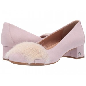 Koa Fluff Heel Seashell Pink