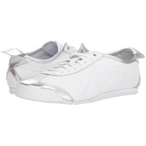 Mexico 66 Silver/White