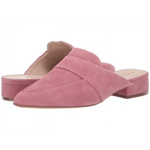 Marlee Mule Withered Rose Suede