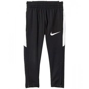 Nike Kids Ankle Zip Athletic Pants (Toddler) Black
