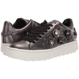 COACH C101 Low Top Sneaker Gunmetal