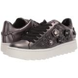 C101 Low Top Sneaker Gunmetal