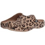 Freesail Leopard Clog Leopard/Gold
