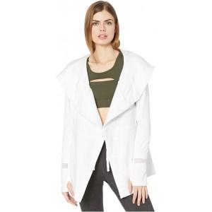 Blanc Noir Surfside Traveler Jacket White
