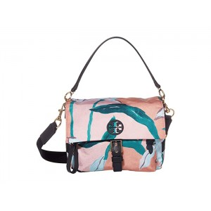 Tilda Printed Crossbody Pink Desert Bloom