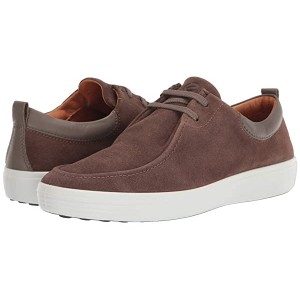 ECCO Soft 7 Wallaby Sneaker Dark Clay/Dark Clay