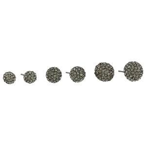 Trio Earrings Set