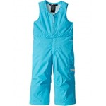 The North Face Kids Insulated Bib (Toddler) Turquoise Blue