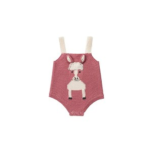 Knit Body with Horse Intarsia (Infant)