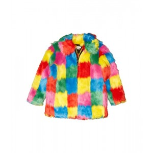Faux Fur Coat (Toddler/Little Kids/Big Kids)