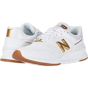 New Balance Classics 997H White/Gold