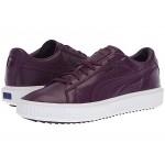 Breaker Leather Shadow Purple/Puma White/Puma Black