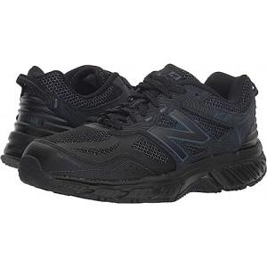 New Balance 510v4 Black/Thunder