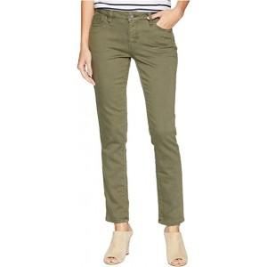 Carter Girlfriend Knit Denim Jeans Duffle
