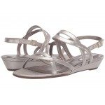 Total Motion Zandra Ankle Strap Pewter