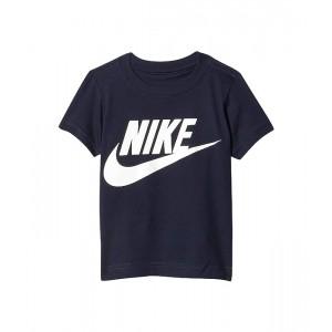 Nike Kids Short Sleeve Graphic T-Shirt (Toddler) Obsidian