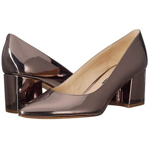 Nine West Tves Pump Pewter