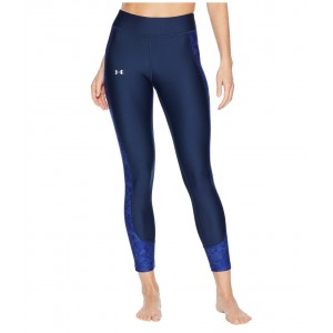 Armour Ankle Crop Q2 Pants Academy/Talc Blue/Metallic Silver