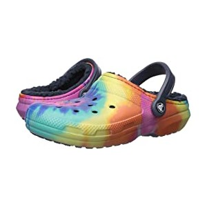 Classic Lined Tie-Dye Clog