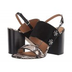 Tory Burch Kira 85 mm Sandal Perfect Black/Warm Roccia