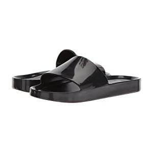 Mel Beach Slide (Little Kid/Big Kid) Black