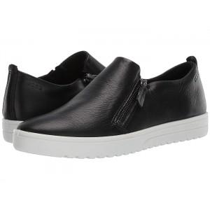 Fara Slip-On Black Cow Leather