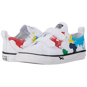 Chuck Taylor All Star 2V Worldwide - Ox (Infant/Toddler)
