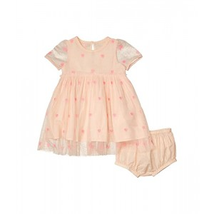 Hearts Embroidery Tulle Dress Early (Infant)