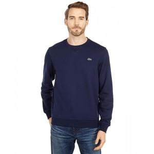 Long Sleeve Solid Color Sweatshirt