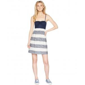 Ocean Romance Marshmallow Dress Blue Docker