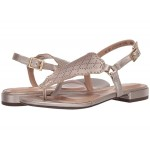 Rockport Total Motion Zosia Wave Thong Moon Gold
