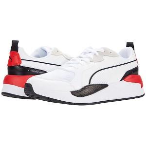 PUMA X-Ray Game Puma White/Puma Black/High-Risk Red/Gray Violet