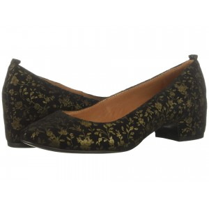 Priscille Pump Black/Gold